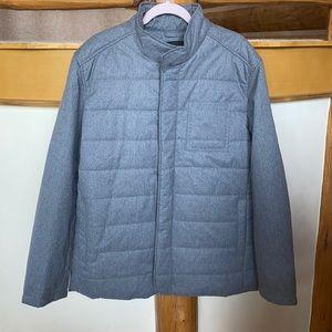 Men's Banana Republic quilted jacket